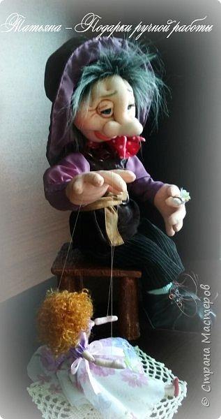 Авторская кукла - Кукловод фото 2