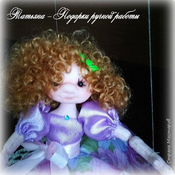 Авторская кукла - Кукловод фото 6