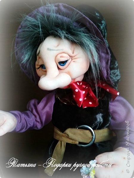 Авторская кукла - Кукловод фото 5