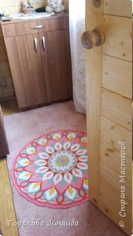 коврик Ромашковый фото 11