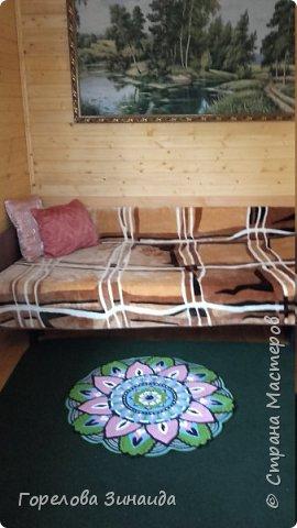 коврик Ромашковый фото 5