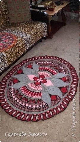 коврик Ромашковый фото 17
