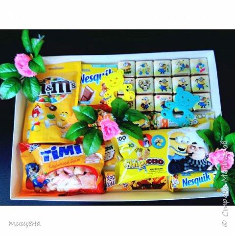 Коробки со сладостями фото 3