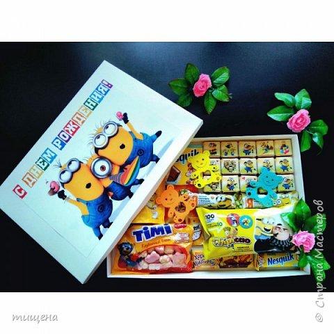 Коробки со сладостями фото 4