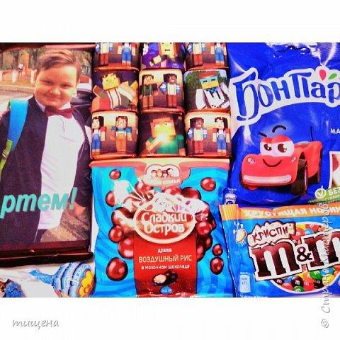 Коробки со сладостями фото 5