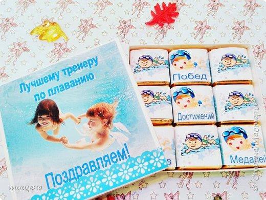 Коробочки с конфетками птичье молоко к любому празднику фото 8