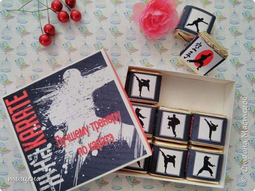 Коробочки с конфетками птичье молоко к любому празднику фото 9