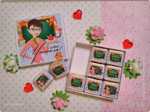 Коробочки с конфетками птичье молоко к любому празднику фото 11