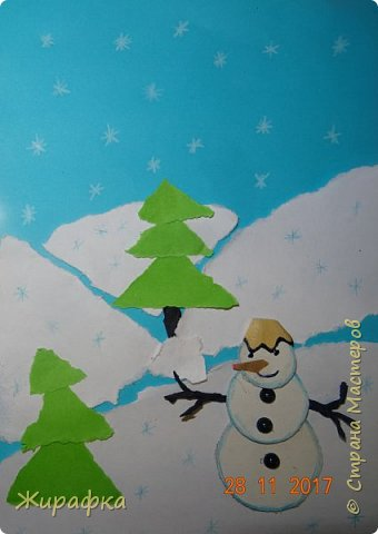 Зима... Снеговики пошли... фото 8