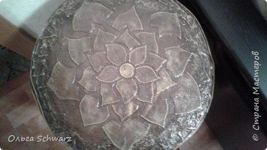 Привет, жители и гости Страны Мастеров! Давно была задумка, сделать чайный столик. фото 8
