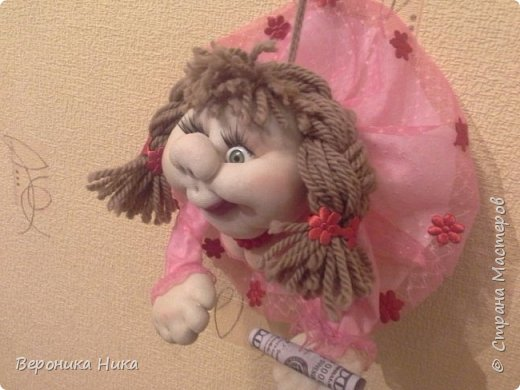 Денежная куколка... фото 2