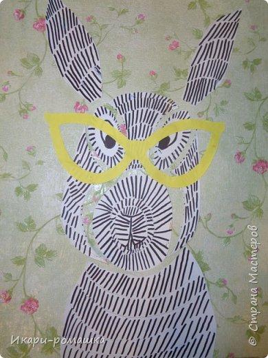 Кролики и зайцы. В разных техниках и видах. фото 3