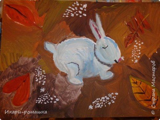 Кролики и зайцы. В разных техниках и видах. фото 6