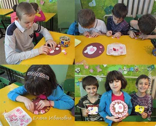 С ДНЁМ РОЖДЕНИЯ, ДОРОГАЯ СТРАНА МАСТЕРОВ!!! С ЮБИЛЕЕМ, ЛЮБИМЫЙ САЙТ!!! Принимай и наше поздравление - вот такой тортик изготовили юные кондитеры нашего кружка. фото 7