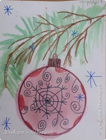 """Скоро-скоро Новый Год, На санях примчится. Вот уже, наверно, он К нам в окно стучится. (Автор  частушки неизвестен)  Пора наряжать ёлку! Итак,  открываем традиционную """"Мастерскую Деда Мороза"""" и первыми в нашей программе будут ёлочные шарики. фото 12"""