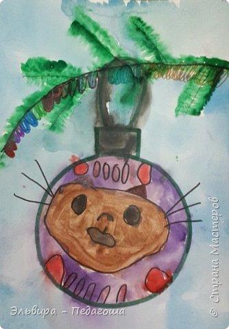 """Скоро-скоро Новый Год, На санях примчится. Вот уже, наверно, он К нам в окно стучится. (Автор  частушки неизвестен)  Пора наряжать ёлку! Итак,  открываем традиционную """"Мастерскую Деда Мороза"""" и первыми в нашей программе будут ёлочные шарики. фото 6"""