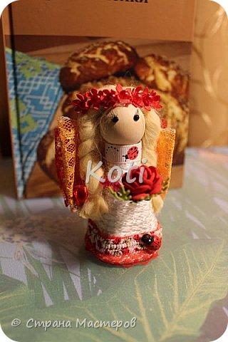 Ура! Сегодня встретилась с Наташей http://stranamasterov.ru/user/272574 и стала обладательницей не только ее новой книги, но и фирменных поделок! фото 7