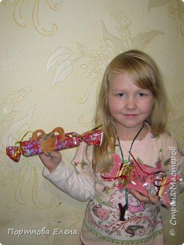 С днём Рождения СТРАНА МАСТЕРОВ!!! Вот конфеты от моей дочки Юли!!! фото 2