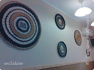 Обзор моих панно на кухонной стене. фото 1