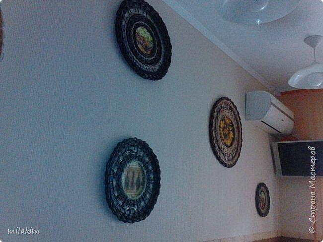 Обзор моих панно на кухонной стене. фото 2