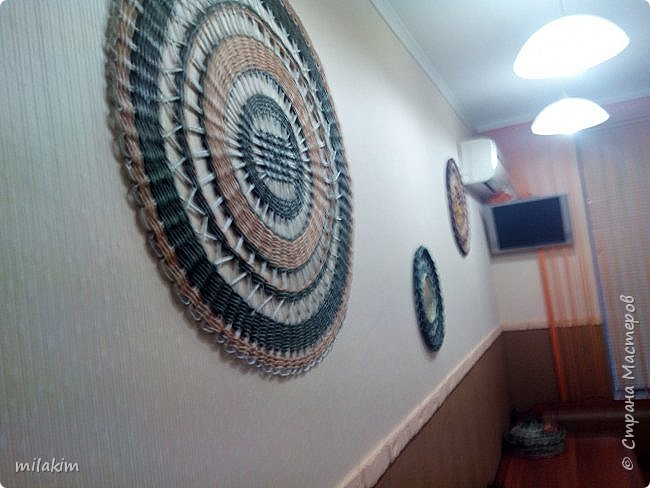 Обзор моих панно на кухонной стене. фото 3