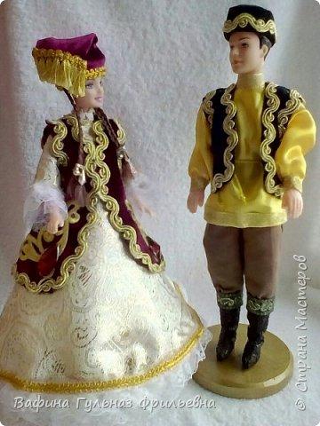 Куклы в русских национальных костюмах.Сшили вместе с сестрой http://stranamasterov.ru/find/users/Гузель Фрильевна фото 2