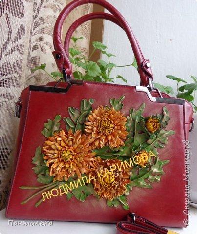 Любимые хризантемы.... фото 1