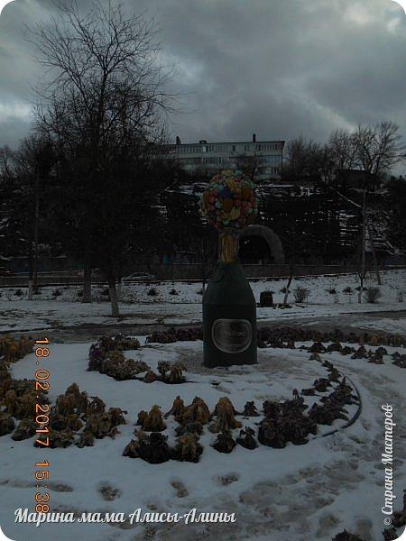 Прошлой зимой муж ездил по делам в Новороссийск. Новоросси́йск — город на юге России в Краснодарском крае.  Расположен на юго-западе края, на побережье Цемесской (Новороссийской) бухты Чёрного моря. фото 36