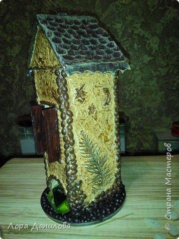 Чайный домик для моей Насти. Она очень хотела,чтобы её любимый чай в красивой коробке стоял. фото 3