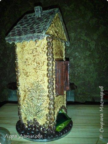 Чайный домик для моей Насти. Она очень хотела,чтобы её любимый чай в красивой коробке стоял. фото 2