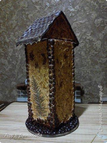 Чайный домик для моей Насти. Она очень хотела,чтобы её любимый чай в красивой коробке стоял. фото 5