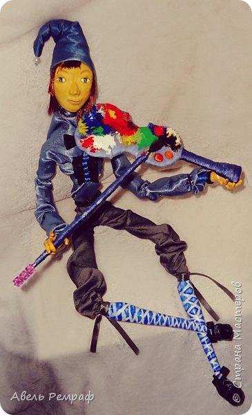 А вот и мой второй кукольный первенец ^^ фото 1