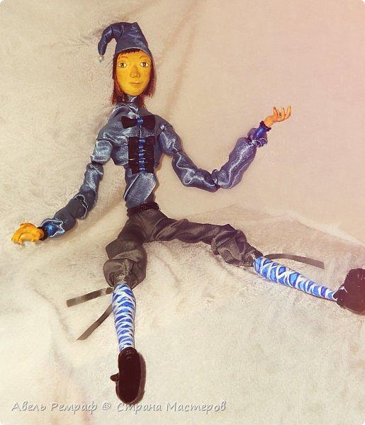 А вот и мой второй кукольный первенец ^^ фото 2