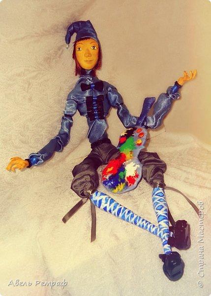 А вот и мой второй кукольный первенец ^^ фото 3