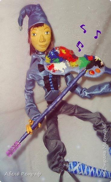 А вот и мой второй кукольный первенец ^^ фото 6