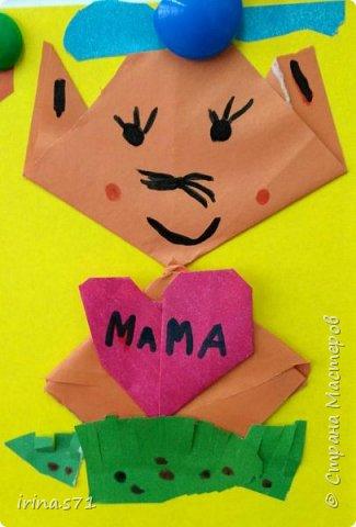 Вот такие подарки подарили мамам на День матери ребята. фото 2
