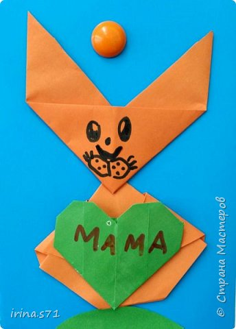 Вот такие подарки подарили мамам на День матери ребята. фото 6