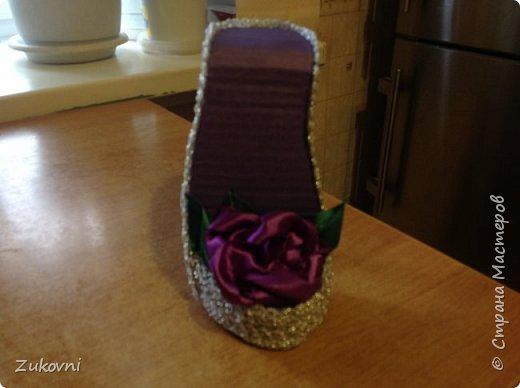 Туфелька для золушки фото 3