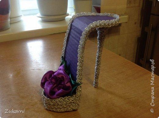 Туфелька для золушки фото 5