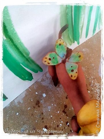 Одел панамку, захватил собой сочЕк и... отправился бабочек ловить... фото 3