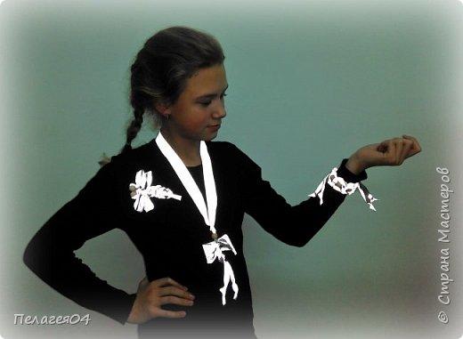 """Комплект светоотражающих украшений-фликеров """"Выйди из тени"""" фото 1"""
