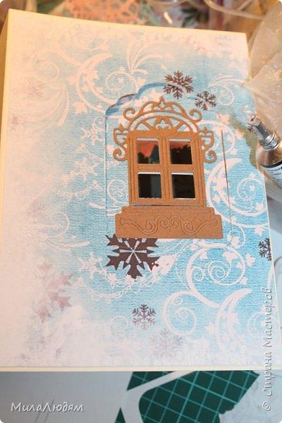 Всем здравствуйте! По московскому времени в Москве еще 1 декабря и поэтому я запрыгиваю в последний момент в последний вагон и поздравляю всех с Юбилеем нашей любимой Страны. И С первым днем зимы вас всех! Я совсем заплюхалась и сладкое на стол не приготовила, но приглашаю вас в гости... фото 7