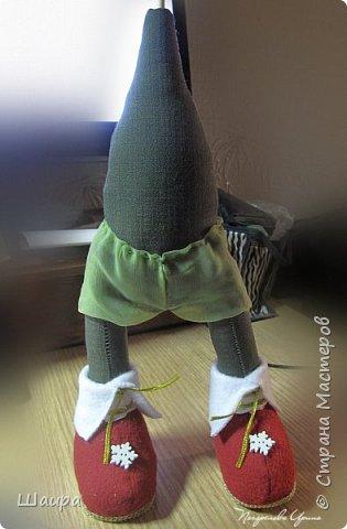 Кукла 43 см. Голова и руки из капрона, тело и ножки из ткани.  фото 5