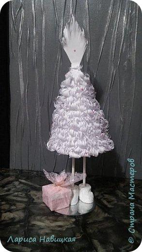 Сделала ёлочку внучке в детский сад на конкурс по мк Светланы Гречкиной http://stranamasterov.ru/node/980999?c=favorite фото 1