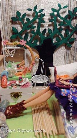 Румбокс я хотела создать для куколки Сериз худ  Получилось у меня это сделать или нет решать вам. фото 2