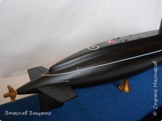 Готовая модель проекта 636.3 Варшавянка фото 9