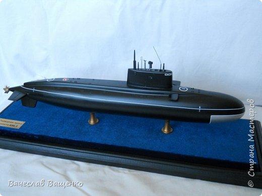 Готовая модель проекта 636.3 Варшавянка фото 10