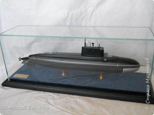 Готовая модель проекта 636.3 Варшавянка фото 12