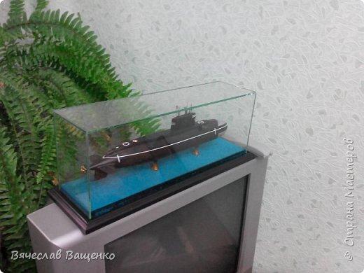 Готовая модель проекта 636.3 Варшавянка фото 7