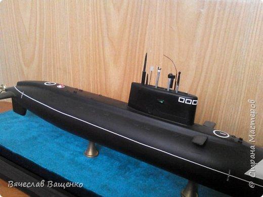 Готовая модель проекта 636.3 Варшавянка фото 1